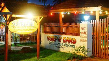 arugam bay surf and sand