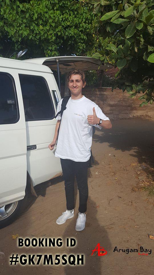 Simon from Australia
